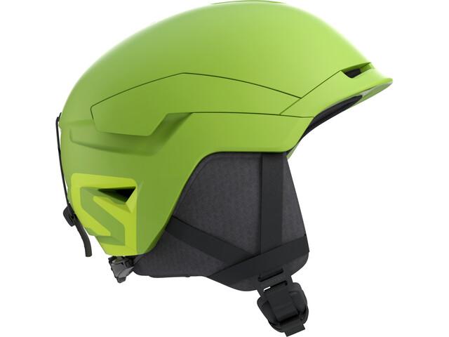 Salomon Quest Access Helmet Herr greenery